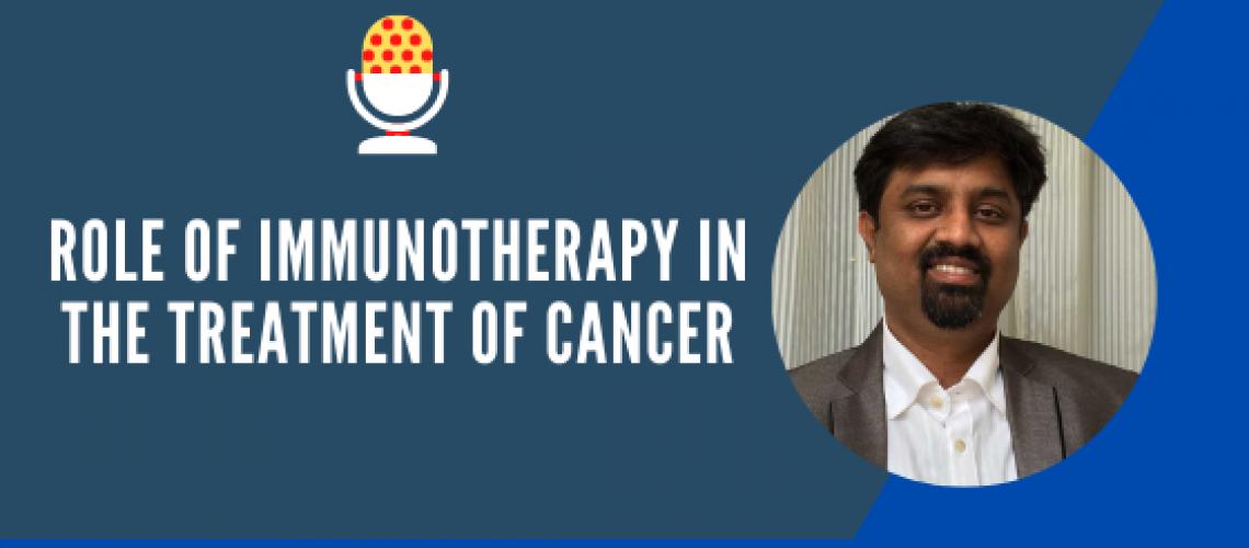 Immunotherapy Treatment in Bangalore - Dr.Murali Subramanian